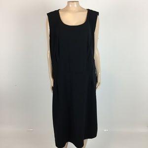 NEW Avenue Women's Little Black Dress 26/28 M3-17